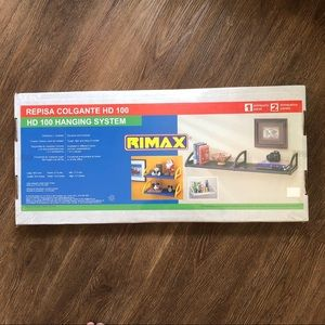 brand new in package rimax shelf